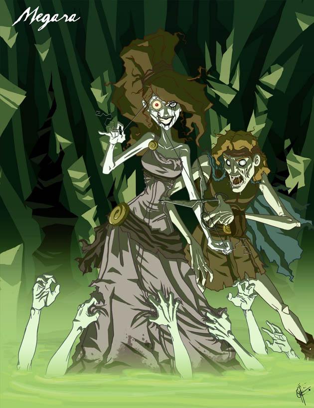 Las princesas de Disney diabolicas!