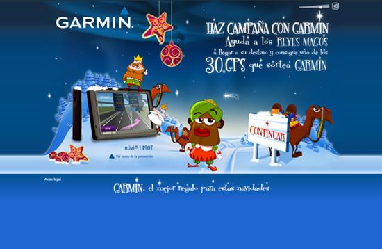 Pagina web promo