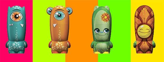 Mimobots