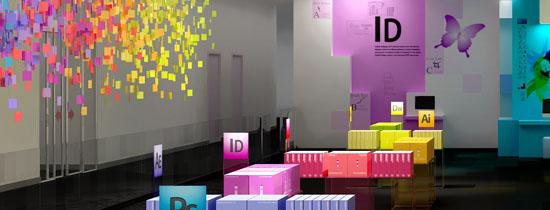 Las oficinas de adobe for Decoracion de oficinas creativas