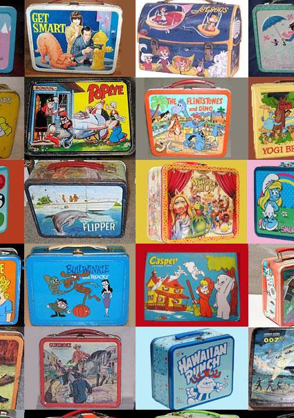 Lunch box o lonchera