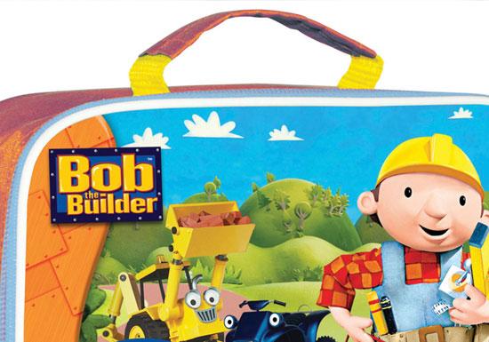 Moderna lonchera de Bob el constructor