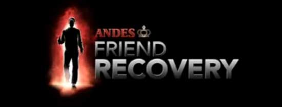 Andes Friend Recovery