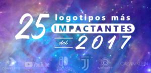 Los 25 logotipos más impactantes del 2017