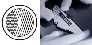 Las alas de Aston Martin no se tocan, el nuevo logo tiene otros propósitos