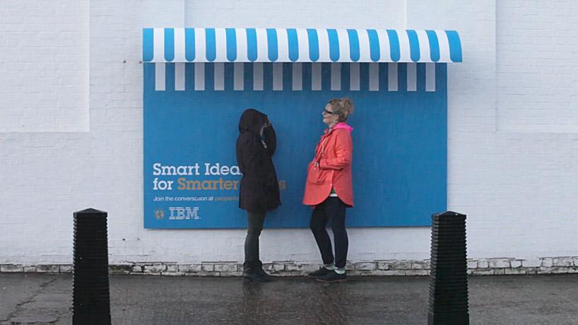 IBM-shelter