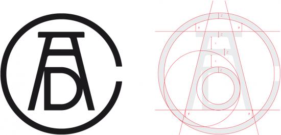 Nuevo Logo e Identidad de ADC por Sid Lee