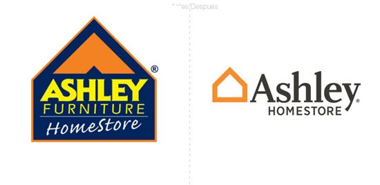 Tiendas Para El Hogar Ashley Presentan Un Nuevo Logo El Poder De Las Ideas