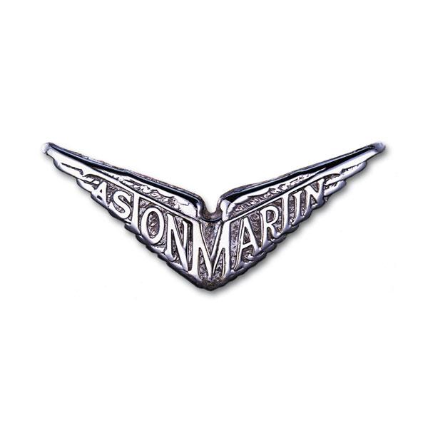 las alas de aston martin no se tocan  el nuevo logo tiene