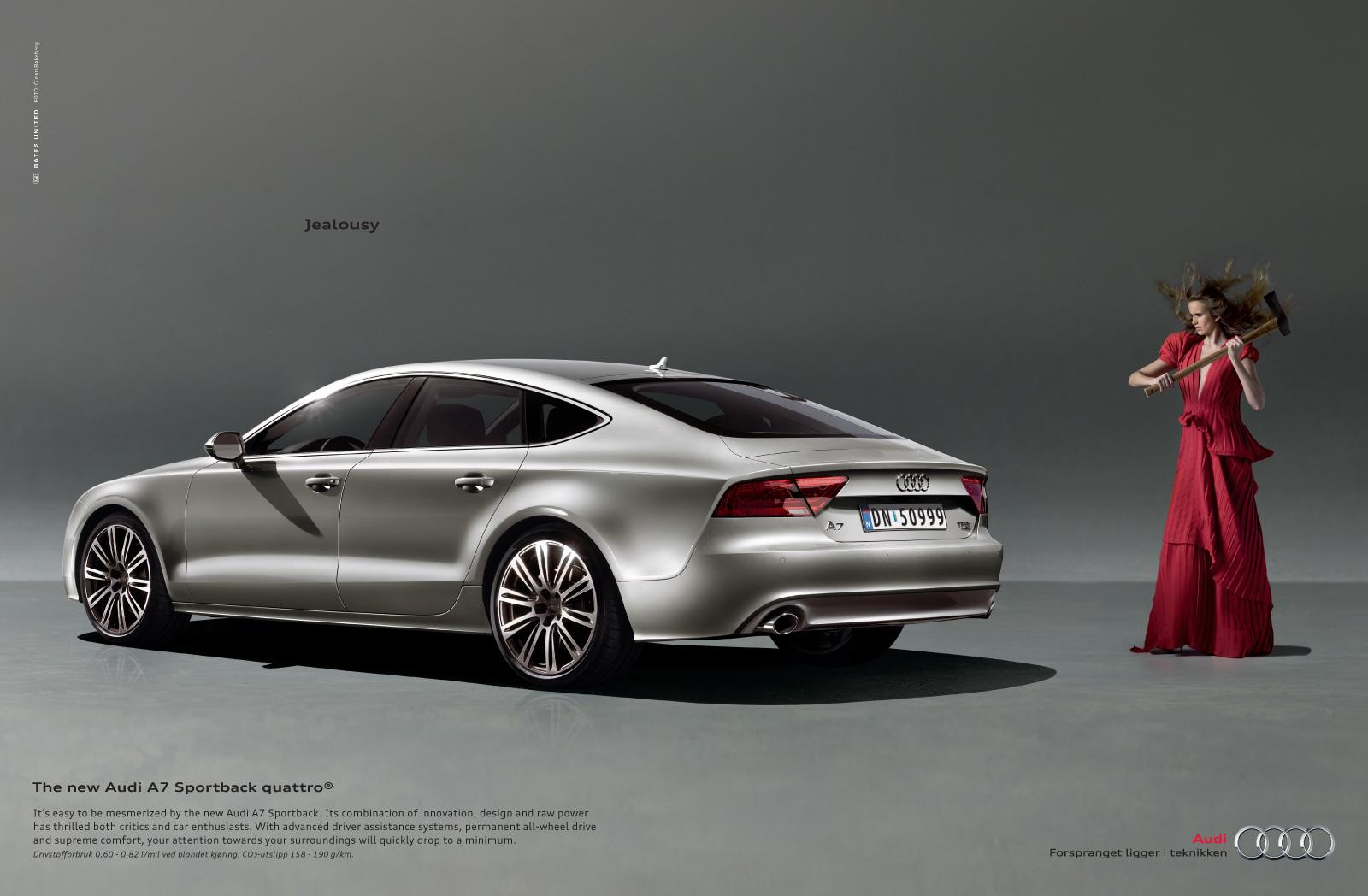 Audi A7 Celos