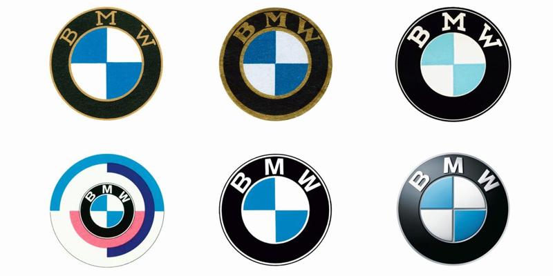 bmw historia del logotipo
