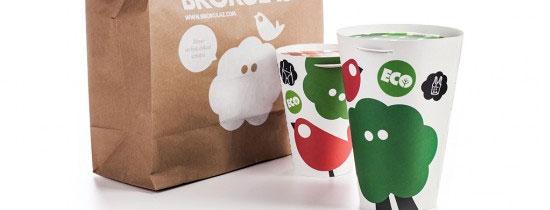 Empaque creativo de la marca de ropa brokula z for Packaging ropa interior