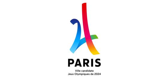 Paris Posible Sede Logo Candidatura Para Juegos Olimpicos 2024