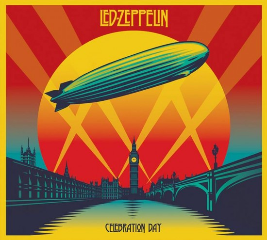 celebration day: Led Zeppelin