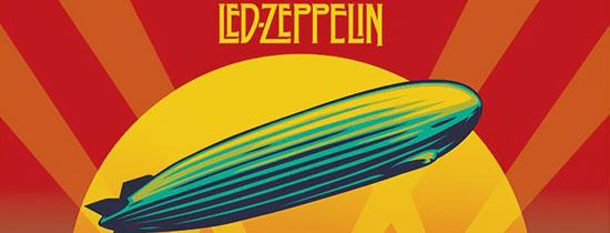 celebration day: Led Zeppelin