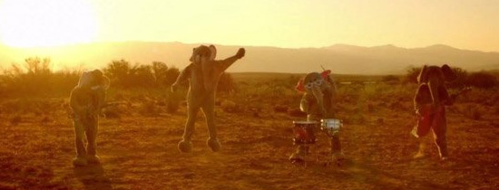 coldplay nuevo video 'paradise'