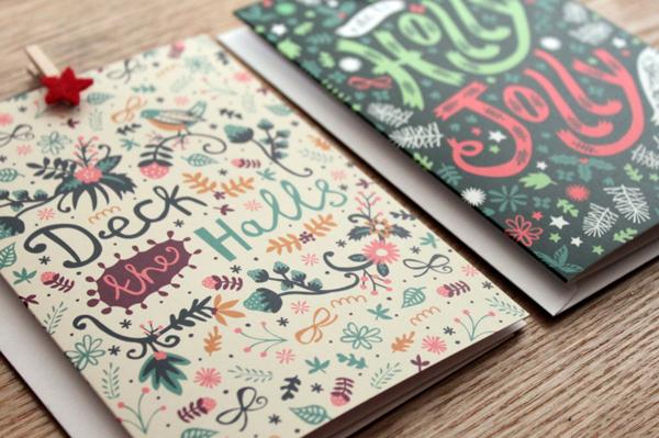 Cartas creativas tumblr imagui - Postales navidenas creativas ...