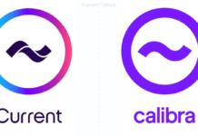 Facebook acusado de plagiar el logotipo del banco current con su monedero Calibra