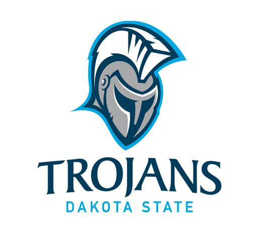 La Universidad de Dakota State presenta un hexágono en su nuevo logotipo