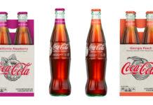 Dos nuevos sabores de Coca-Cola