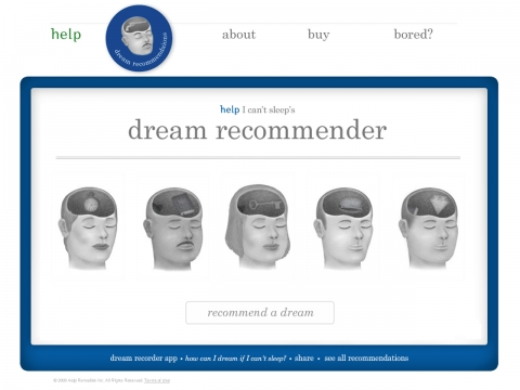 dream recommender
