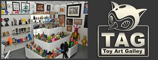 5a8ee724aec Para los coleccionistas  Toy Art Gallery