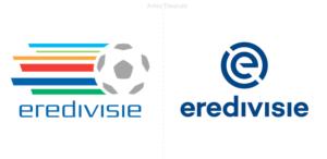 Liga holandesa de fútbol eredivisie cambiará de logo en la temporada 17/18