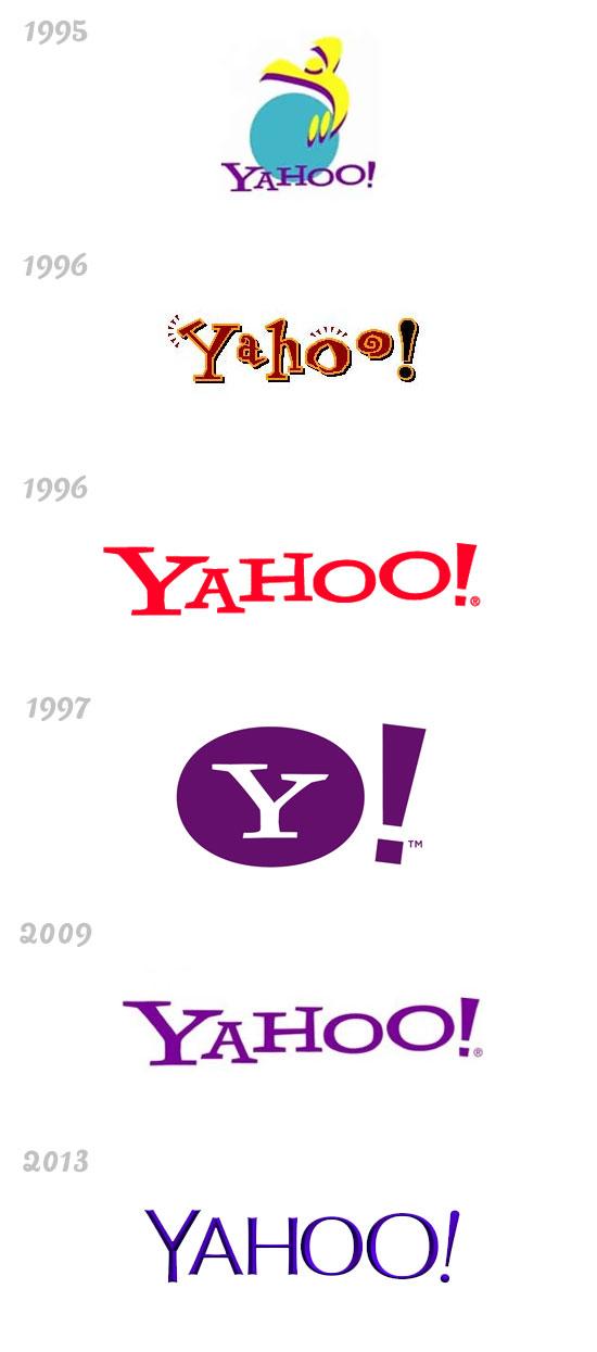 El Nuevo Logo de Yahoo! | El Poder de las Ideas