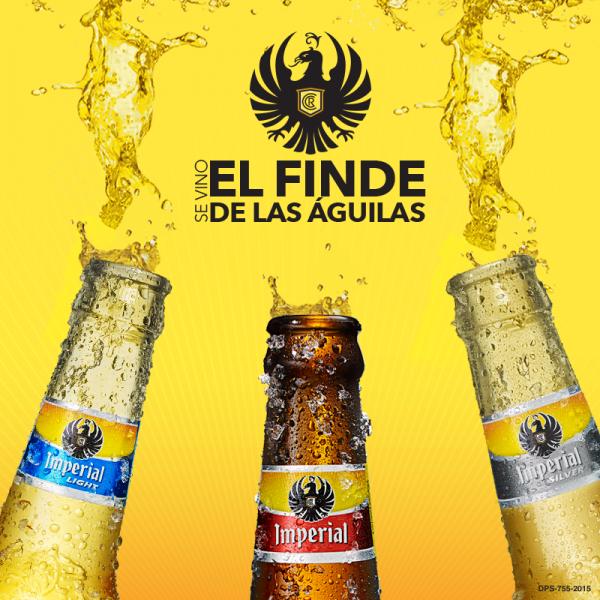 Rediseño de la marca de cerveza Imperial   El Poder de las ...