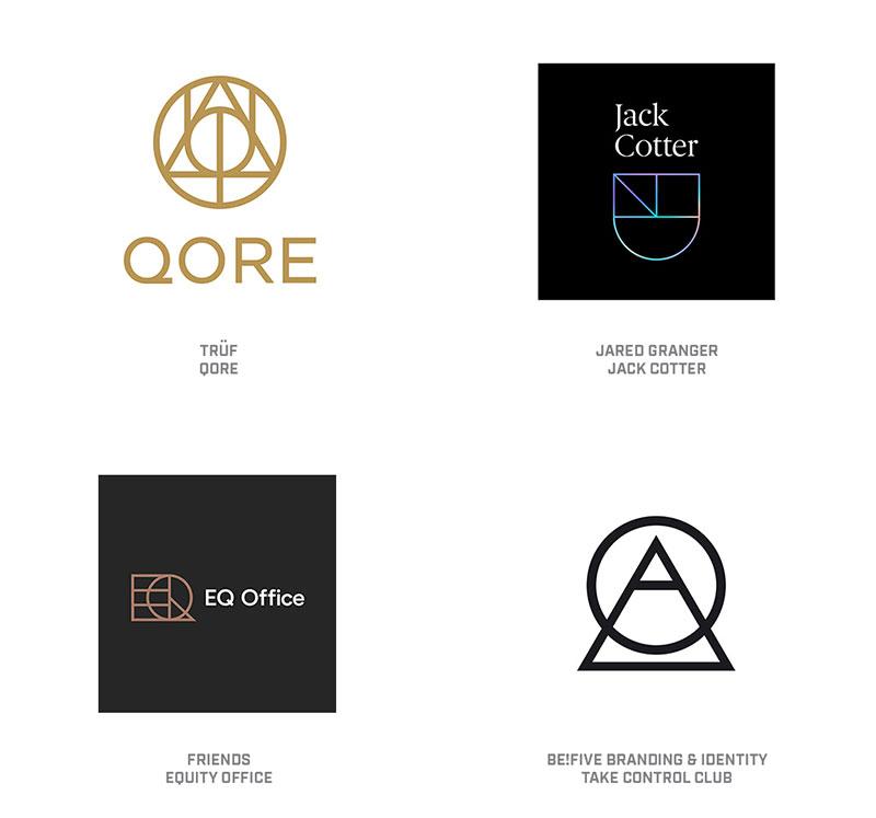 tendencias 2019 de logotipos por bill gardner