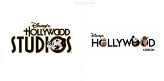 Disney Hollywood Studios nuevo logotipo que no convence a los diseñadores de reddit