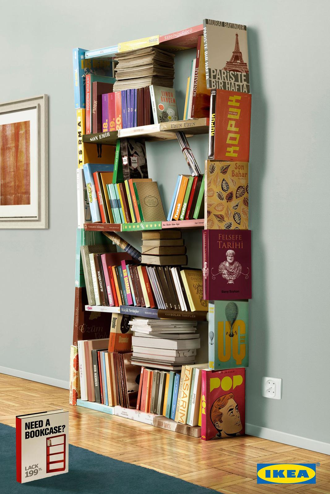 Decoracion mueble sofa estanteria libros ikea for Estanterias para libros