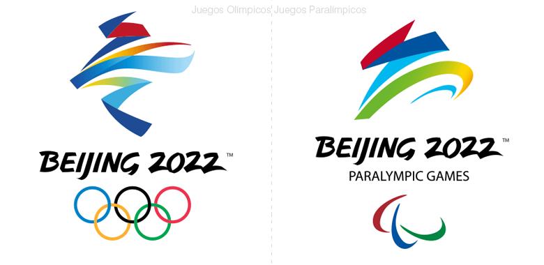 Identidad Juegos Olimpicos Y Paralimpicos De Invierno Beijin 2022