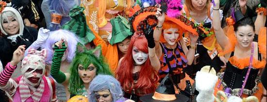 kawasaki halloween 2012