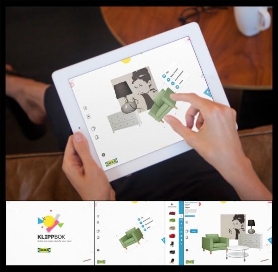 IKEA: Aplicación Decora Tu Casa Desde El IPad