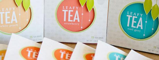 Leafy Tea