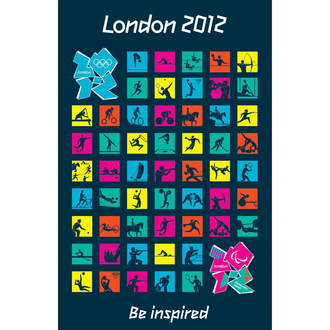 Londres 2012 Analisis Identidad