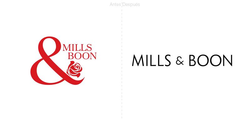 El editor de novelas rom nticas mills boon nueva identidad for Editor de logotipos