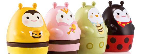 Empaque: Crema 'Missing You Honey Bee' | El poder de las ideas