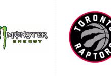NBA: Monster Energy ha demandado a los raptors de Toronto por la similitud de su logotipo