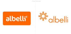 La empresa de albumes fotográficos Albelli presenta un nuevo logo que unifica sus submarcas