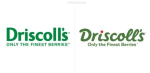 Driscoll's es famosa por sus bayas y este año ha cambiado su identidad