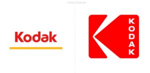 Kodak presenta un nuevo logo que toma elementos del pasado