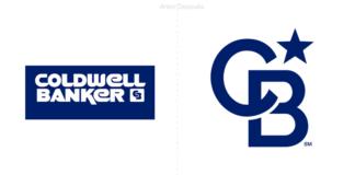 Coldwell Banker agencia de bienes raíces utiliza una estrella en su monograma