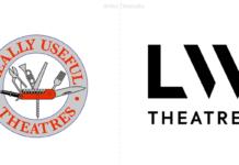 Nueva marca global para los Teatros de Andrew Lloyd Webber en Inglaterra por Elmwood.