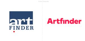 DesignStudio diseña la identidad para el servicio de arte Artfinder