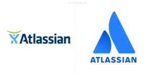 Atlassian cambia al humano por un monograma en su nueva identidad