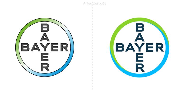 nuevo logotipo de bayer