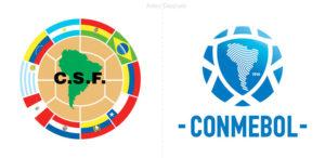 CONMEBOL 2017: La confederación de fútbol de América del Sur simplifica su logo