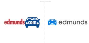 El portal de compras e información de automóviles actualiza su logo con una sonrisa
